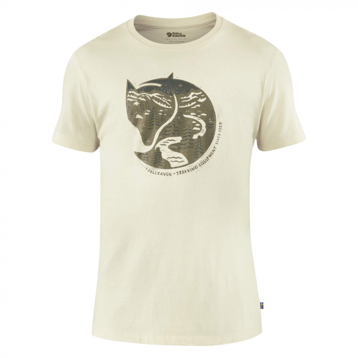 detail Arctic Fox T-Shirt M